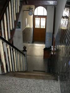 2005 Treppenhaus Parterre