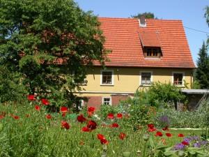 Haupthaus Gartenansicht 2005