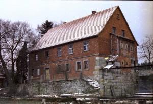 Haupthaus Hofansicht 1986