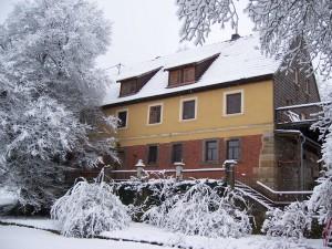Haupthaus Hofansicht 2007