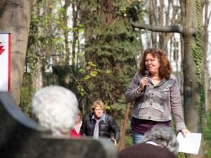 Für SAPPhO spricht Ruth Eschmann