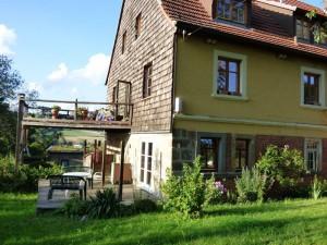 Haupthaus Terrassen